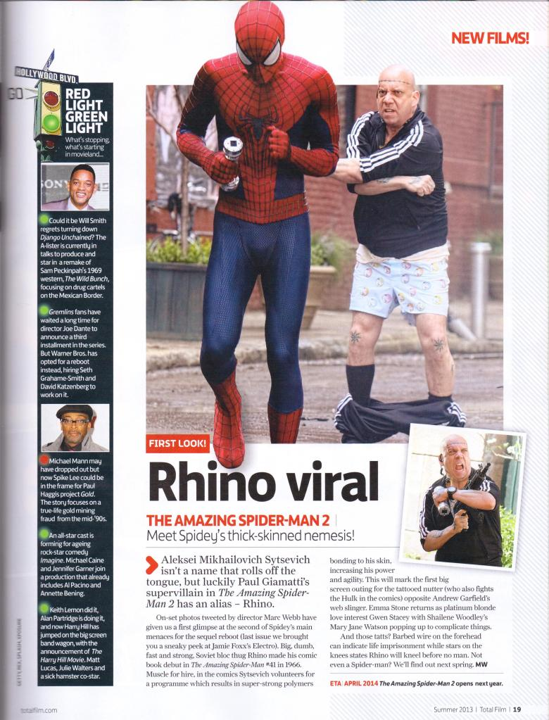 Total Film July 2013 p19