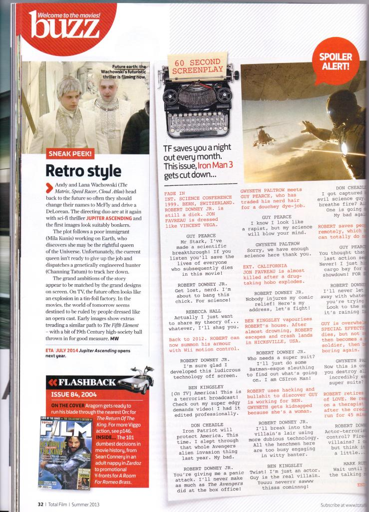 Total Film July 2013 p32